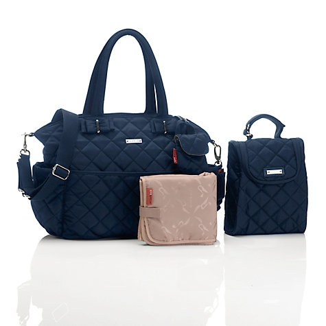 Storksak Bobby Changing Bag Navy