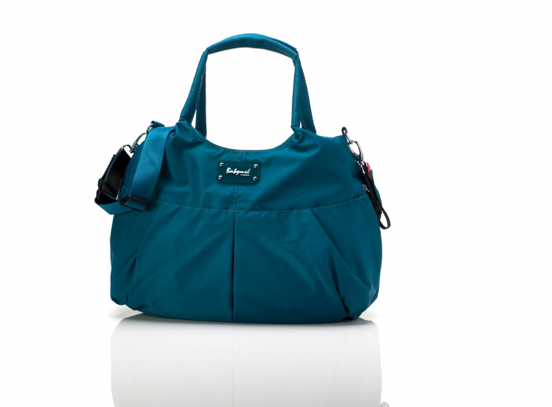 Babymel Zahra Changing Bag - Teal